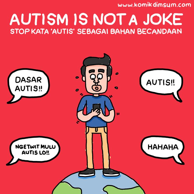 Autism is Not a Joke