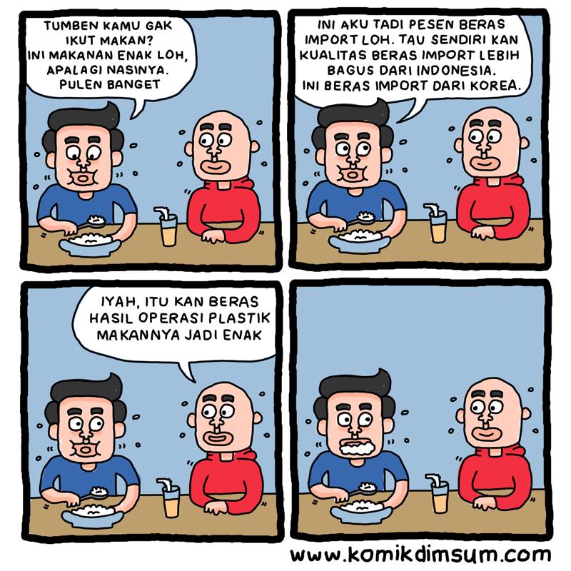 Beras Plastik