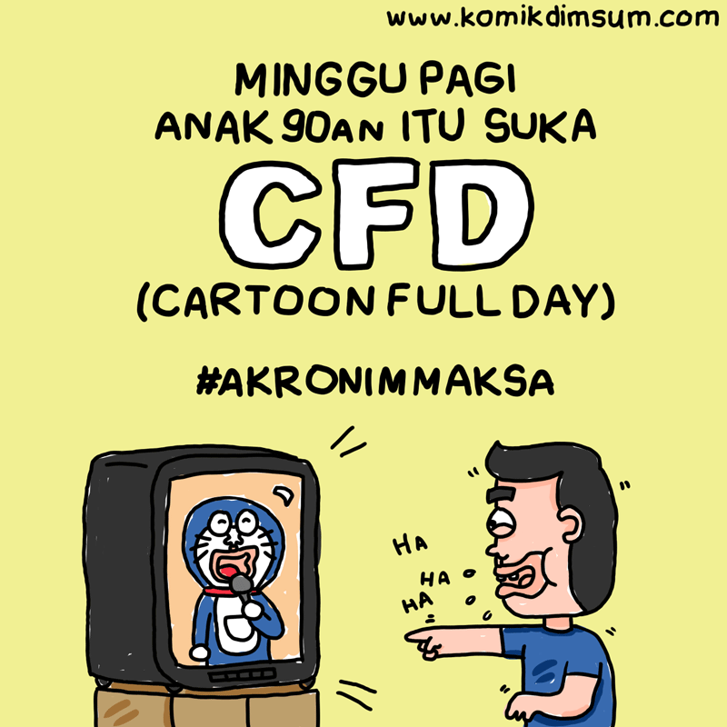 CFD (Cartoon Full Day)