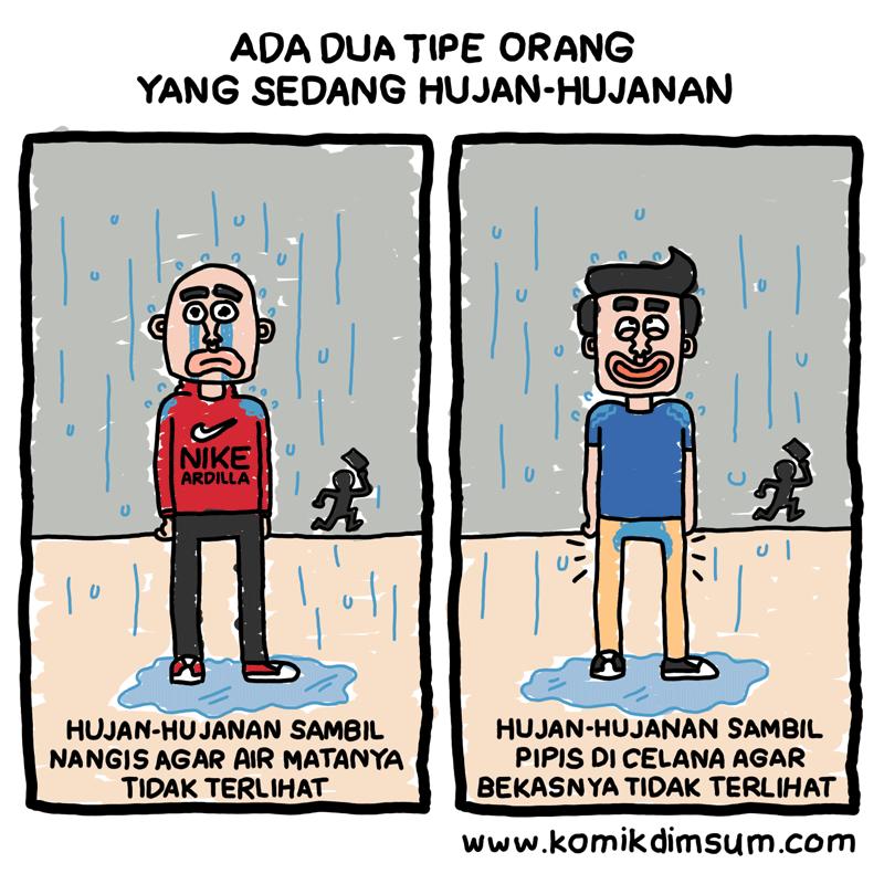 Hujan Hujanan