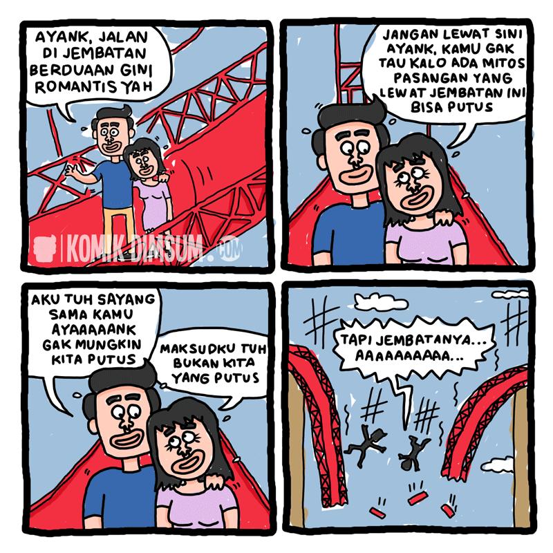 Mitos Jembatan