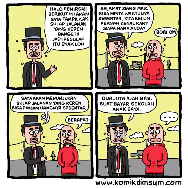 Trik Sulap