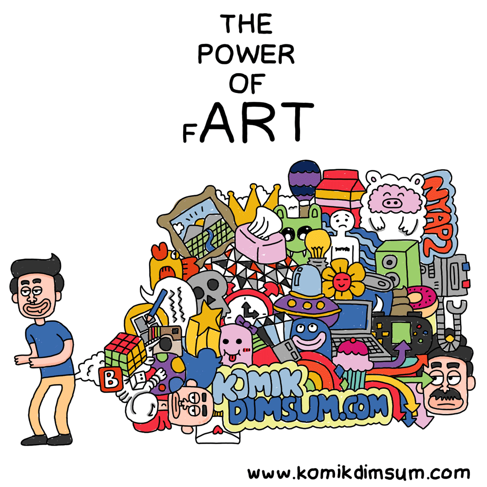 The Power Of Fart