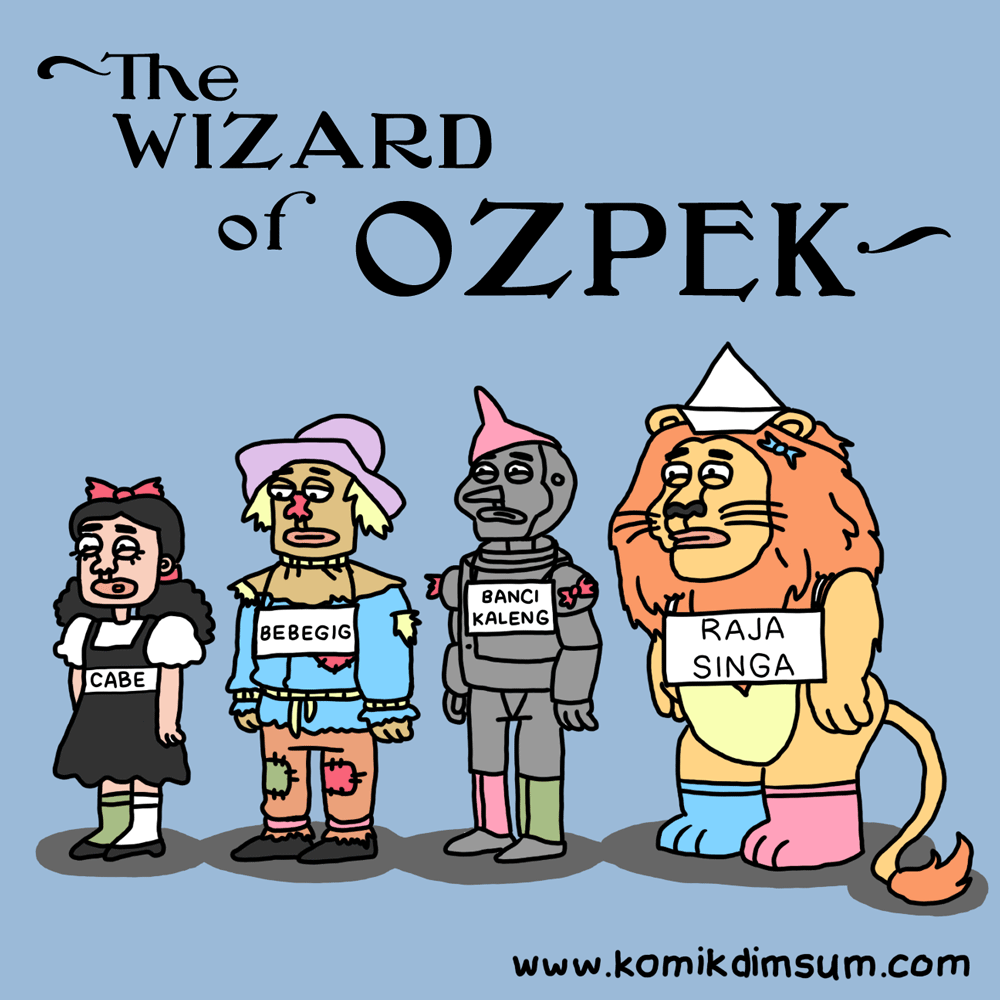 The Wizard Of Ozpek