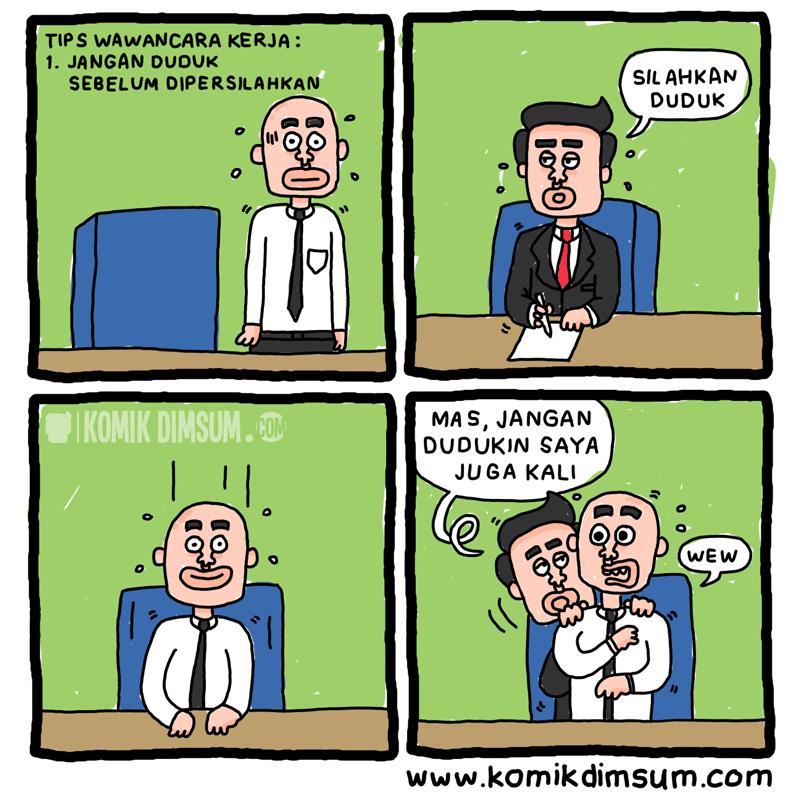 Tips Wawancara
