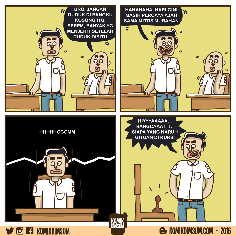 Bangku Kosong