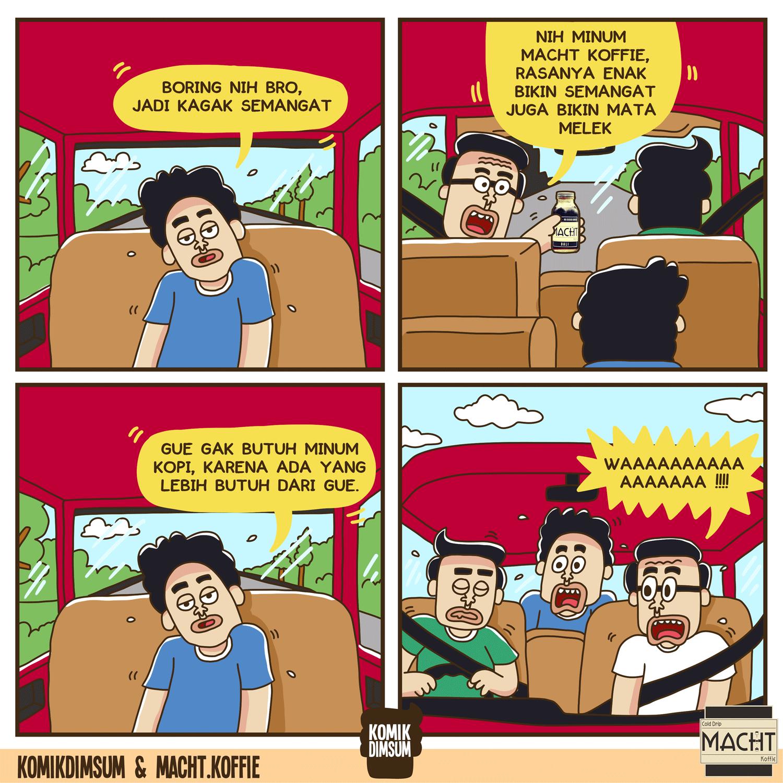 Bosan Di Perjalanan