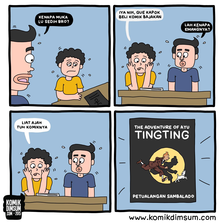 Komik Bajakan