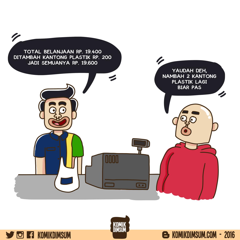 Plastik Minimarket