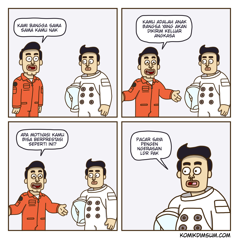 Astronot Anak Bangsa