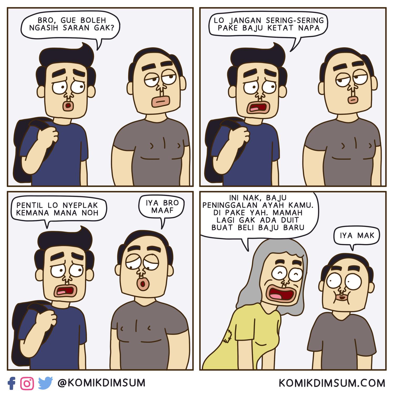 Baju Ketat