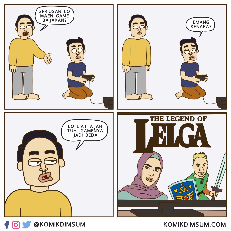 Game Bajakan