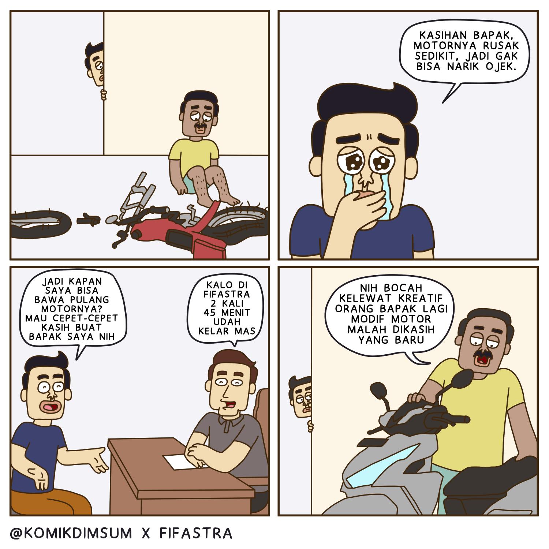 Hadiah Untuk Ayah