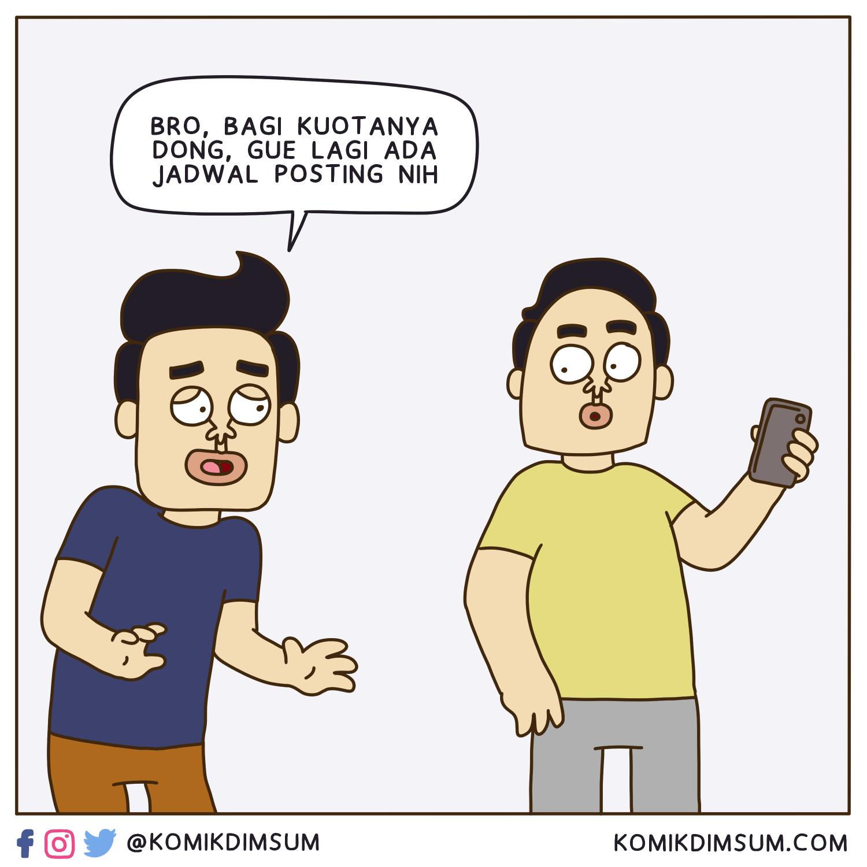 Jadwal Post 1