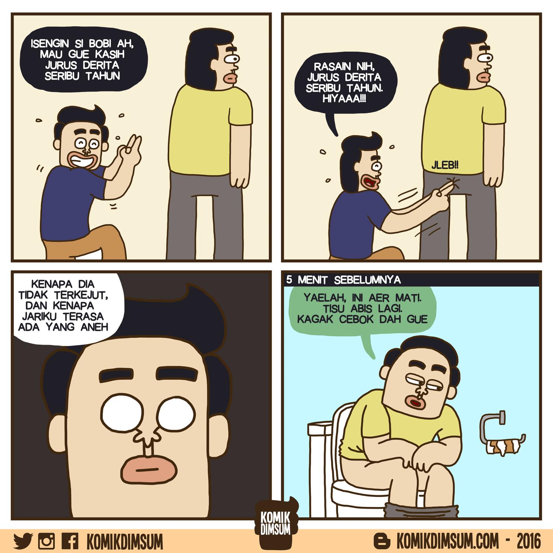 Jurus Derita Seribu Tahun