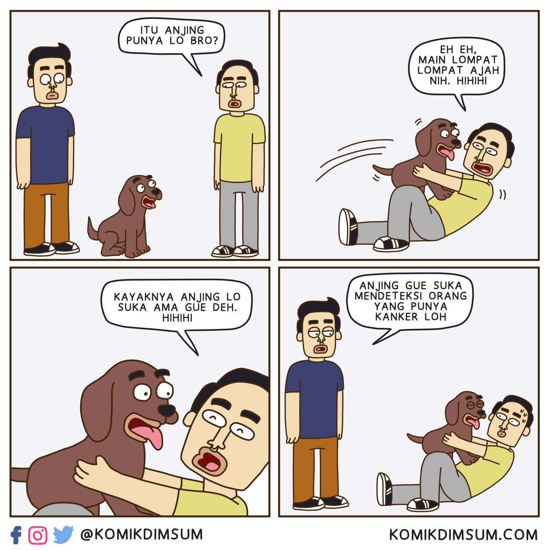 Kekuatan Anjing