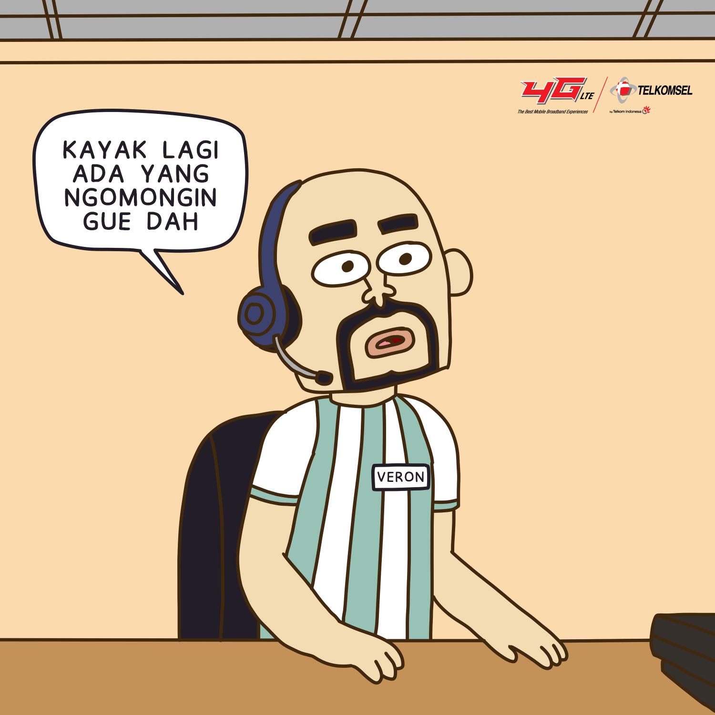 Lewat Chat Bisa Part 2