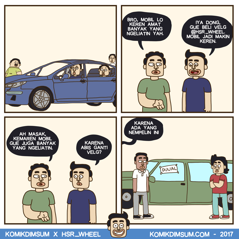 Mobil Keren
