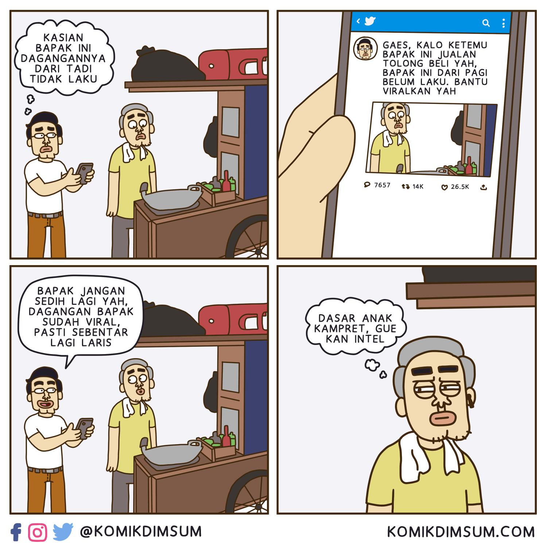Tukang Nasi Goreng
