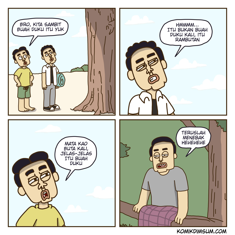 Nyolong Buah