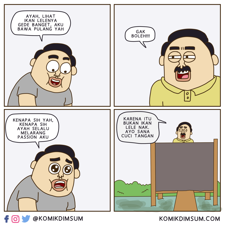 Passion Anak
