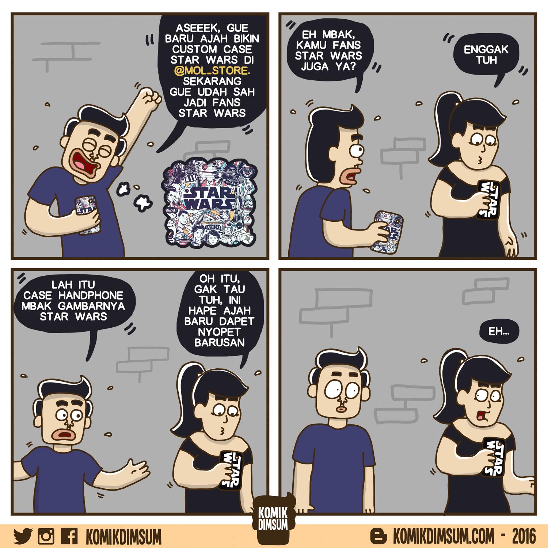 Pecinta Star Wars