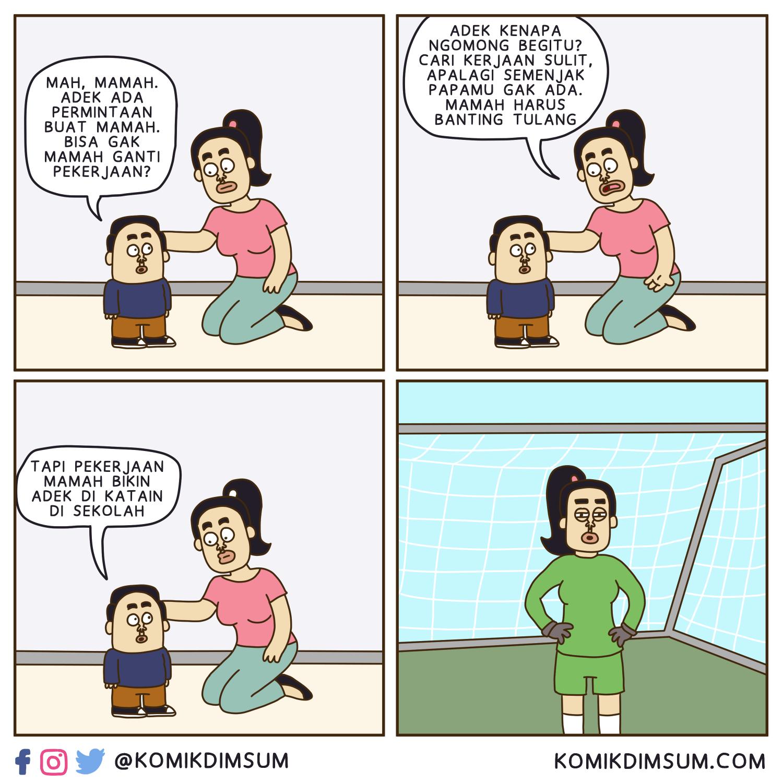 Pekerjaan Ibu