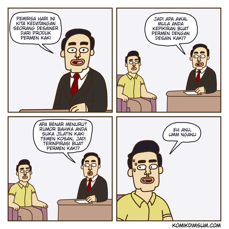 Permen Kaki