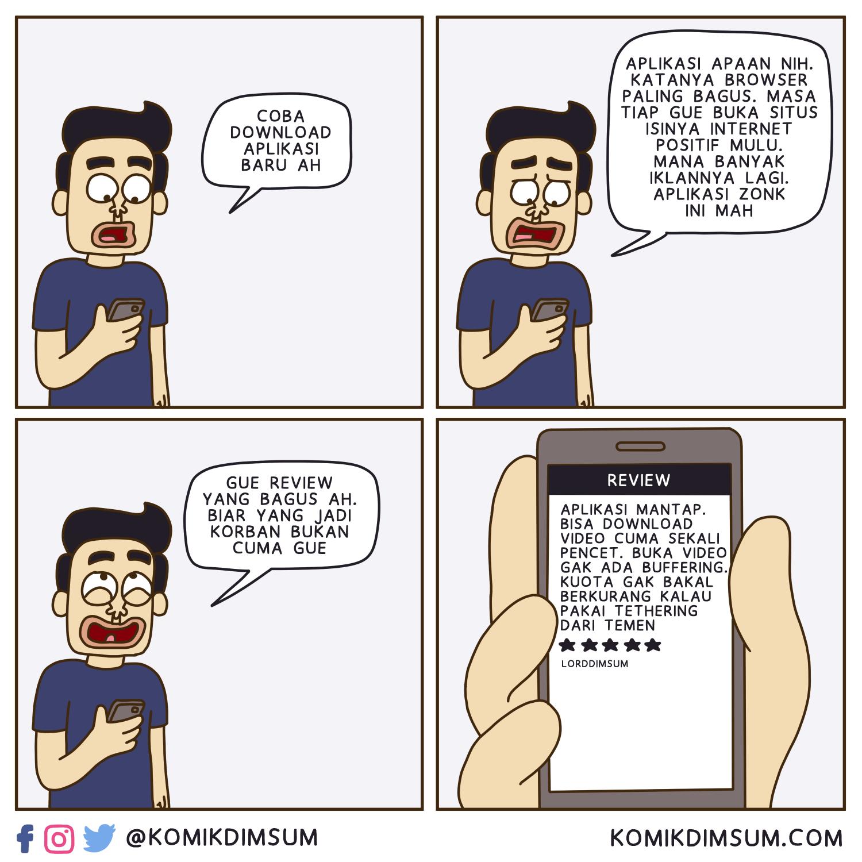 Rate Aplikasi