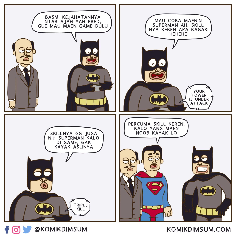 Superman AOV