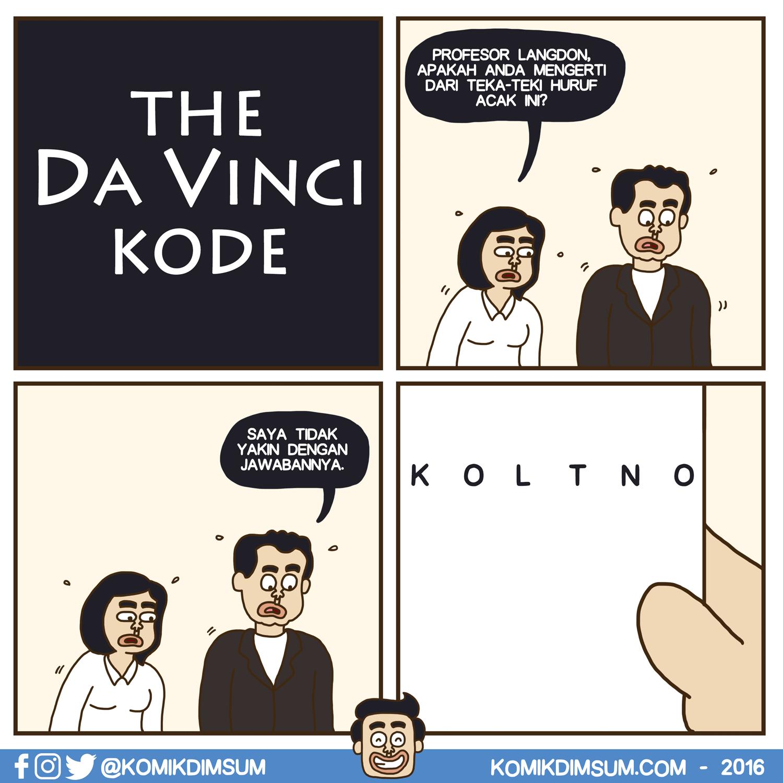The Davinci Code Part 2