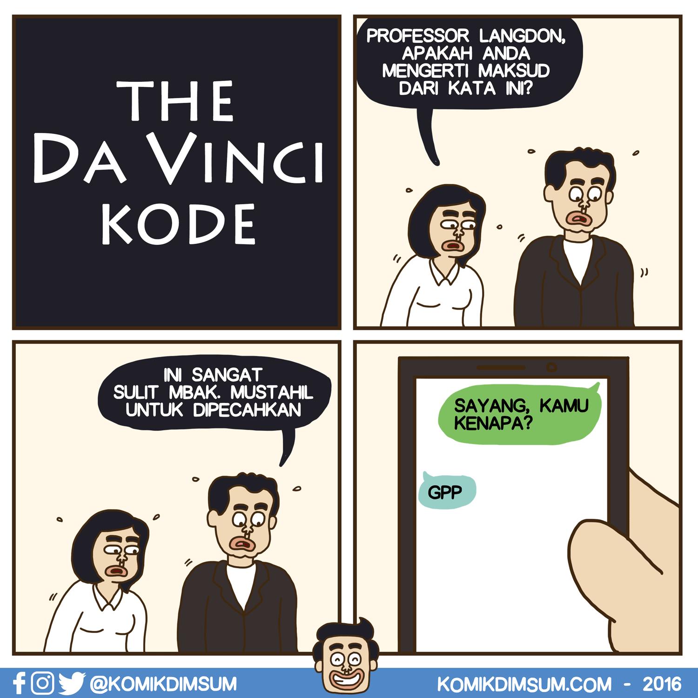 The Davinci Code
