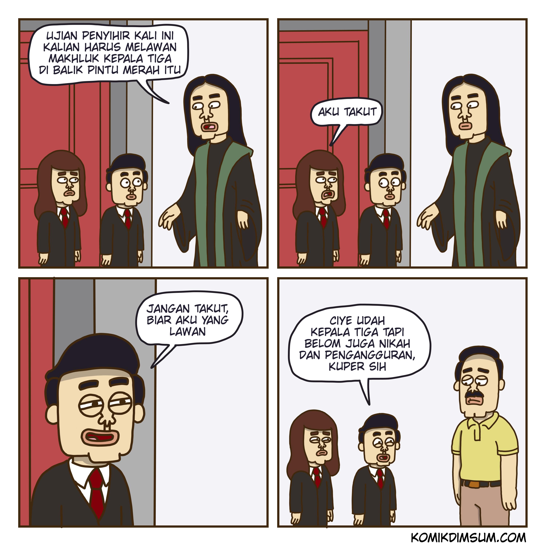 Ujian Sihir