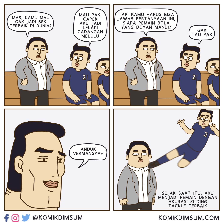 Tebakan Pemain Bola