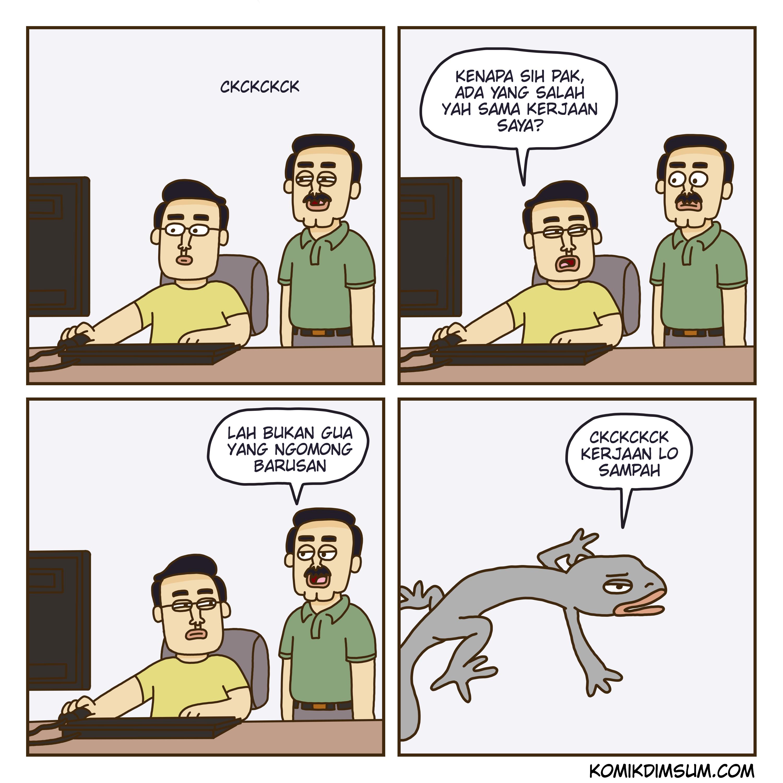 Kerjaan Salah