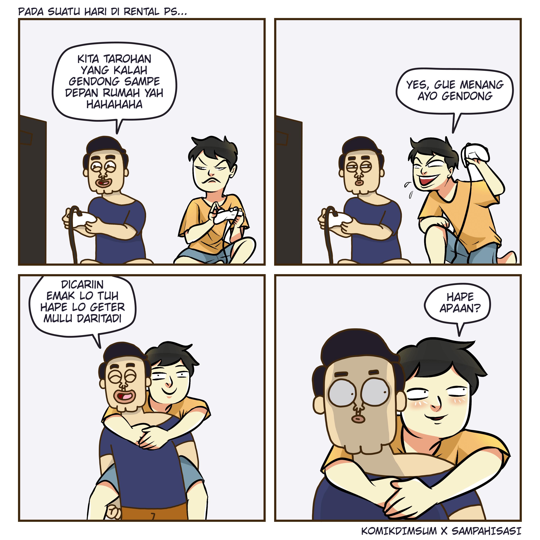 Rental PS Feat. Sampahisasi
