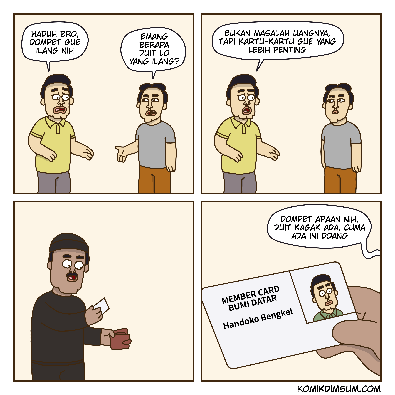 Dompet Hilang