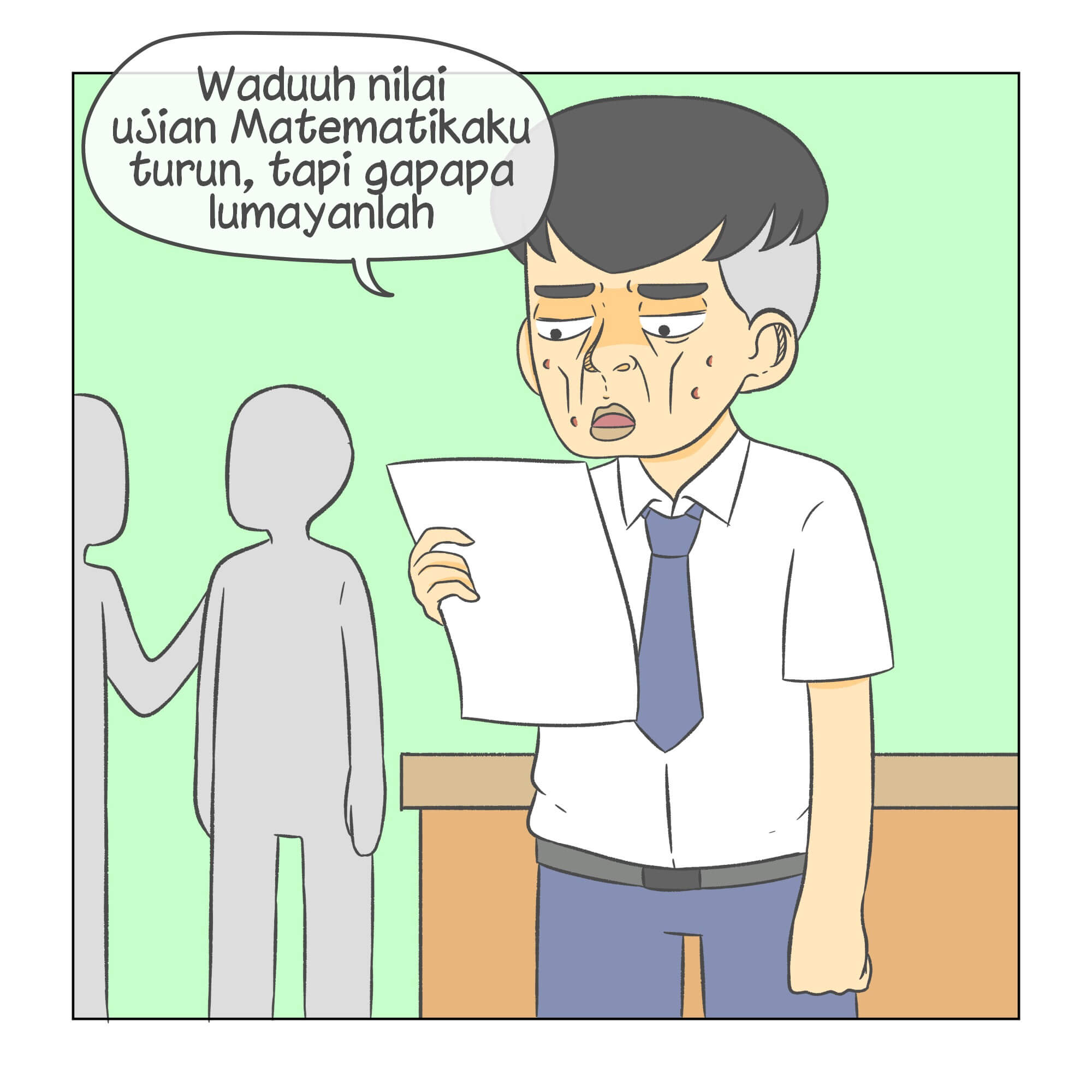 Nilai Jelek feat Knalpotrecing