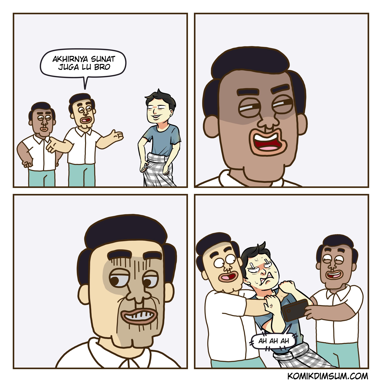 Sunat Feat Sampahisasi