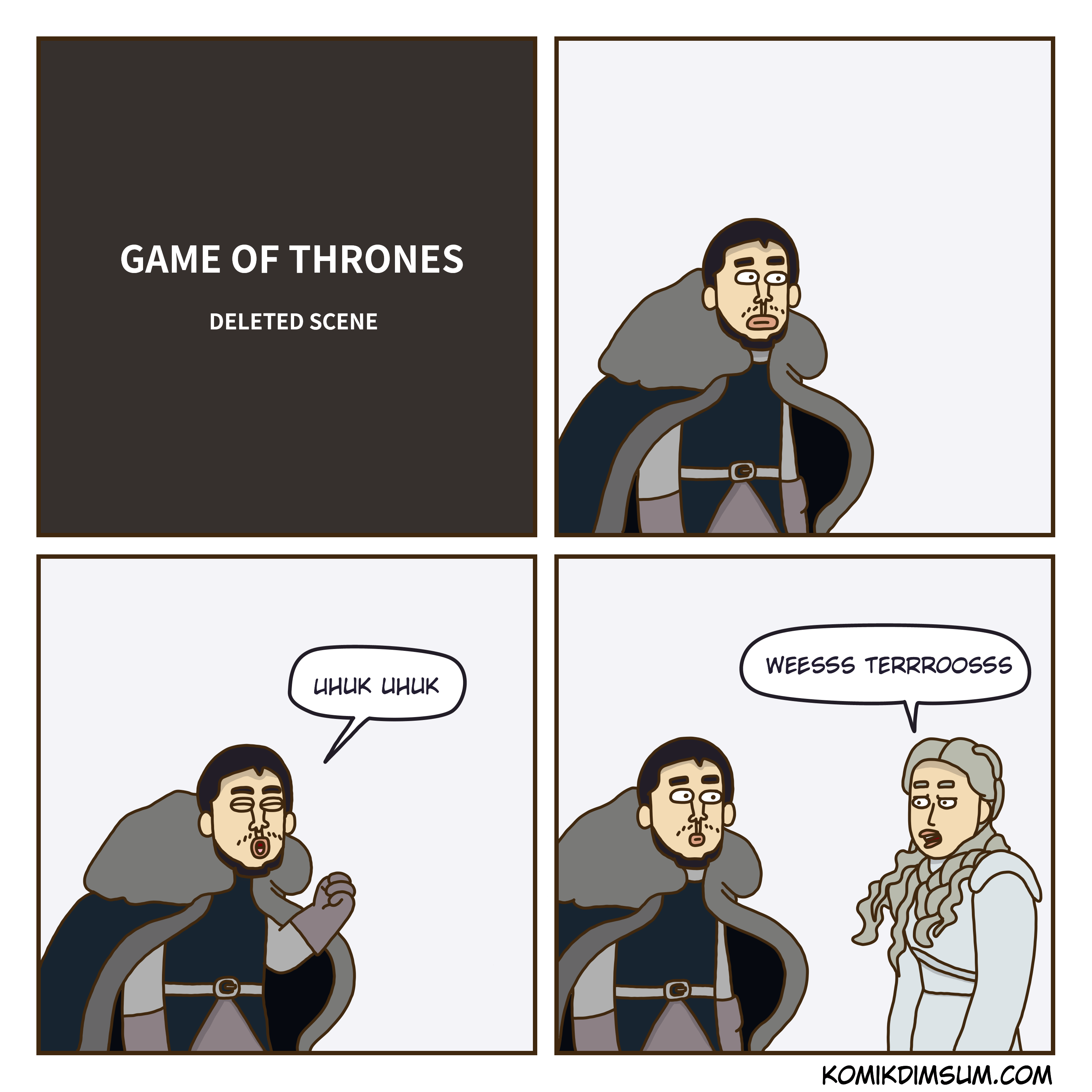 Game Of Thrones Deleted Scene