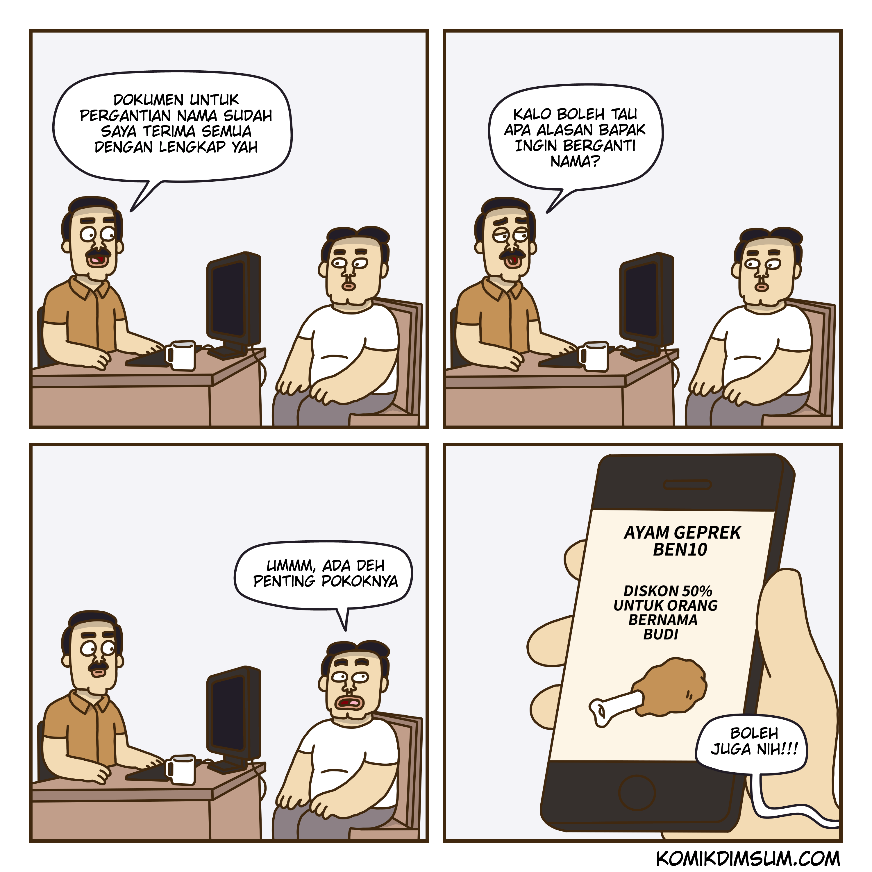 Ganti Nama