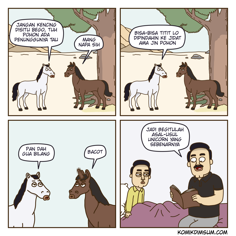 Dua Kuda