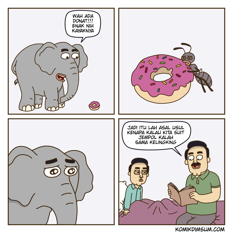 Gajah Vs Semut
