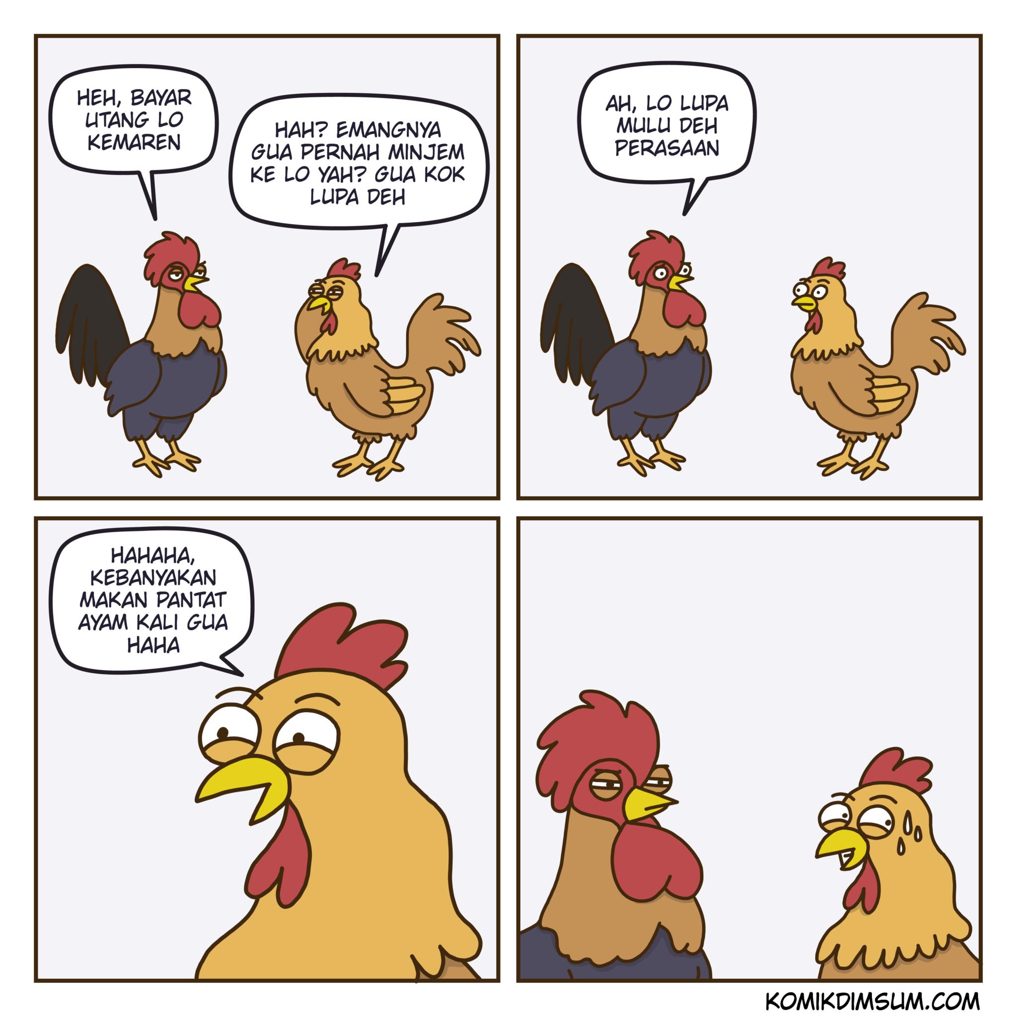 Ayam Pelupa