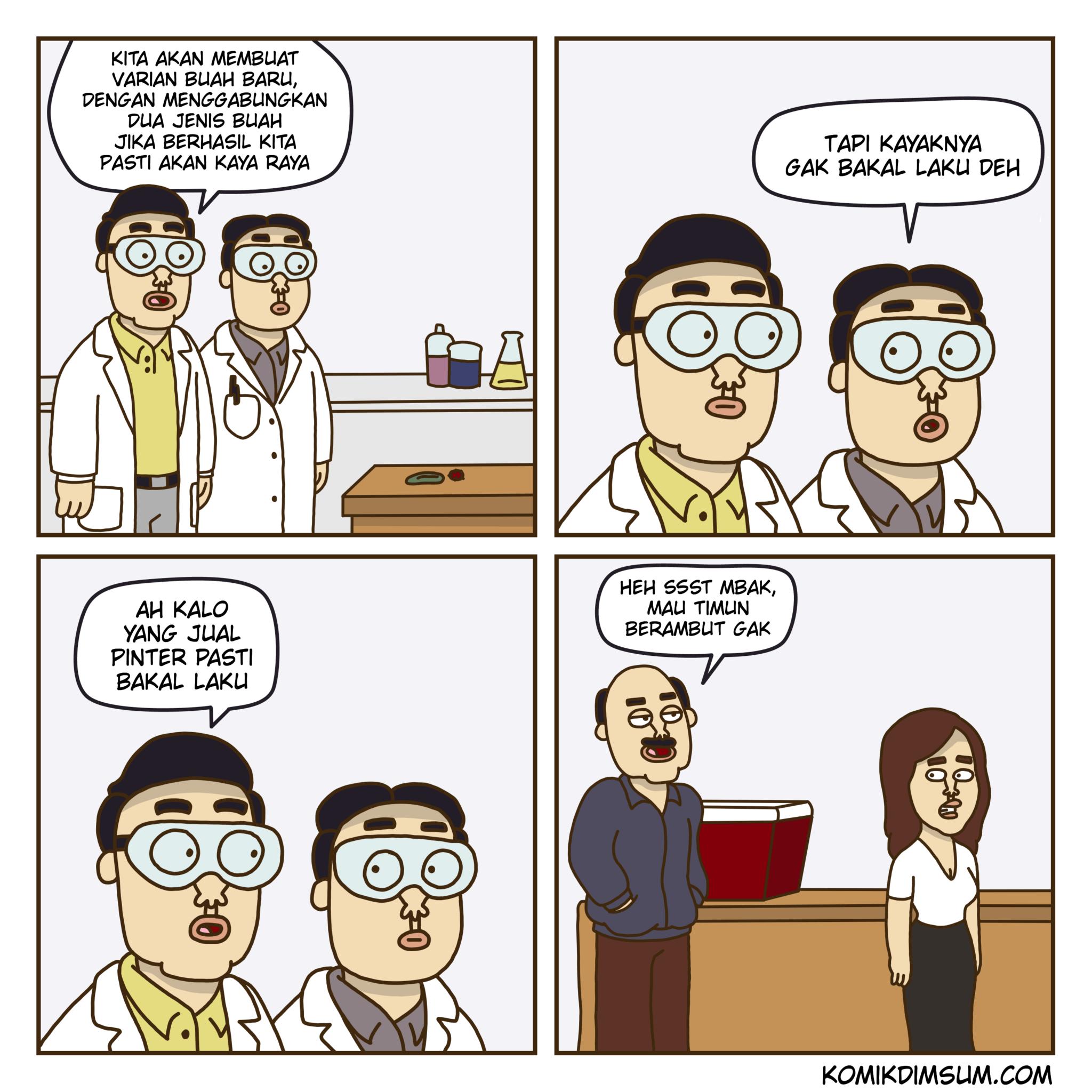 Ilmuan Sayur