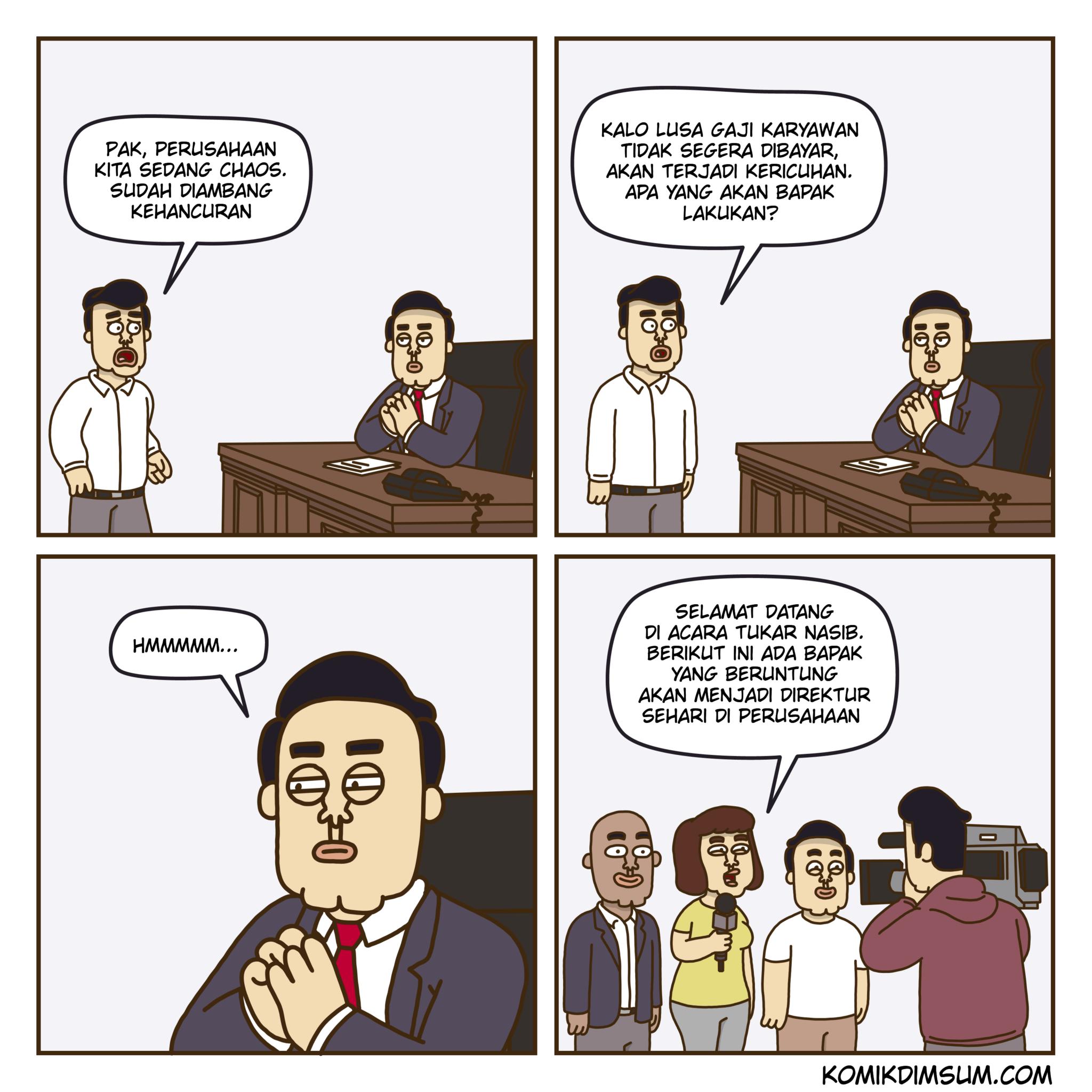 Perusahaan Bangkrut