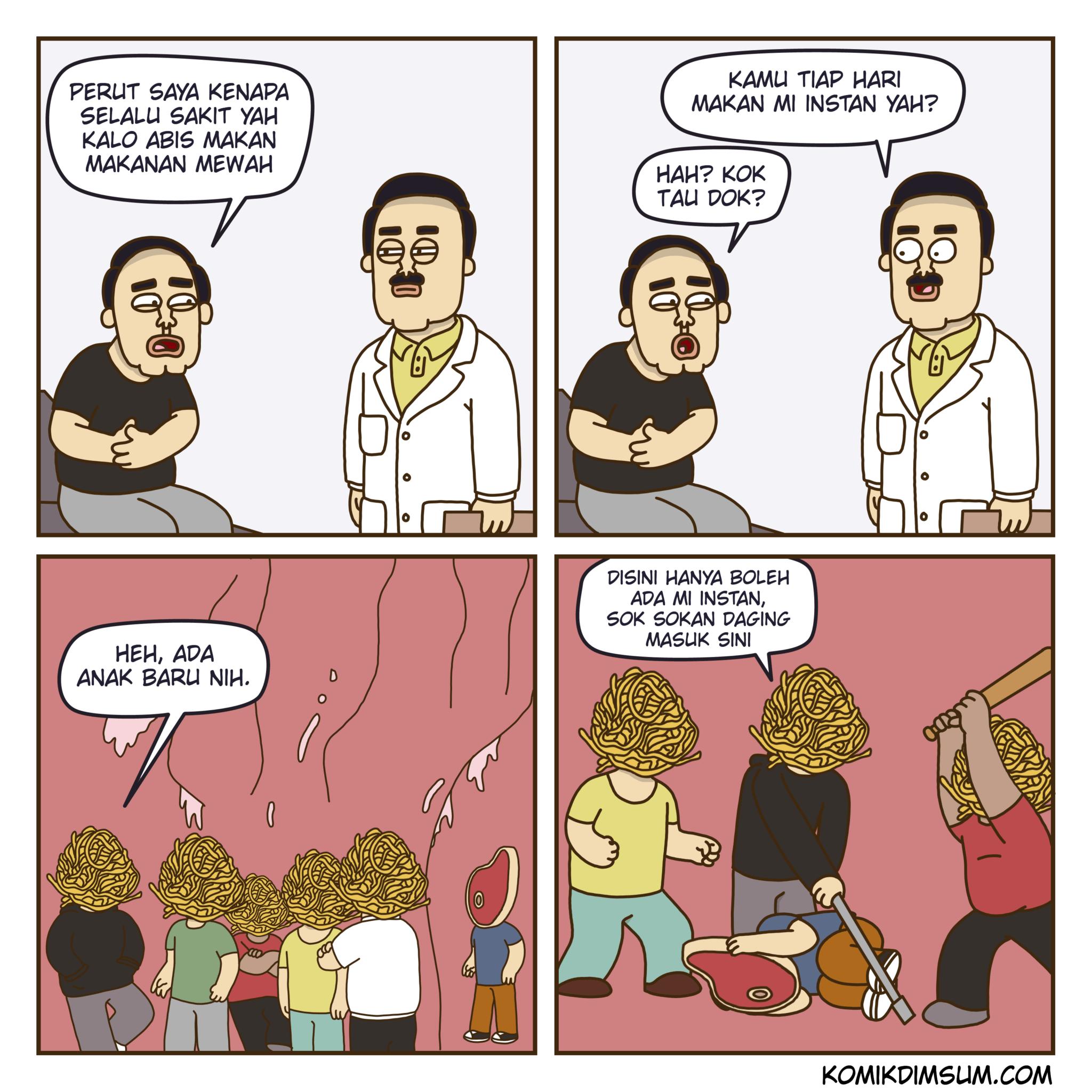Sakit Perut