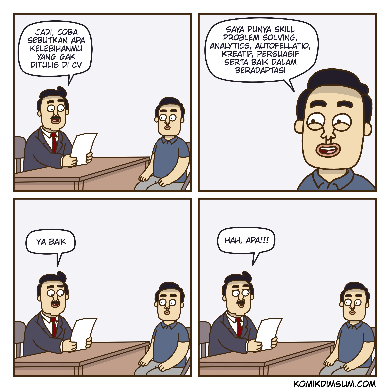 Melamar Kerja