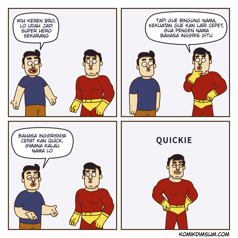 Superhero Baru