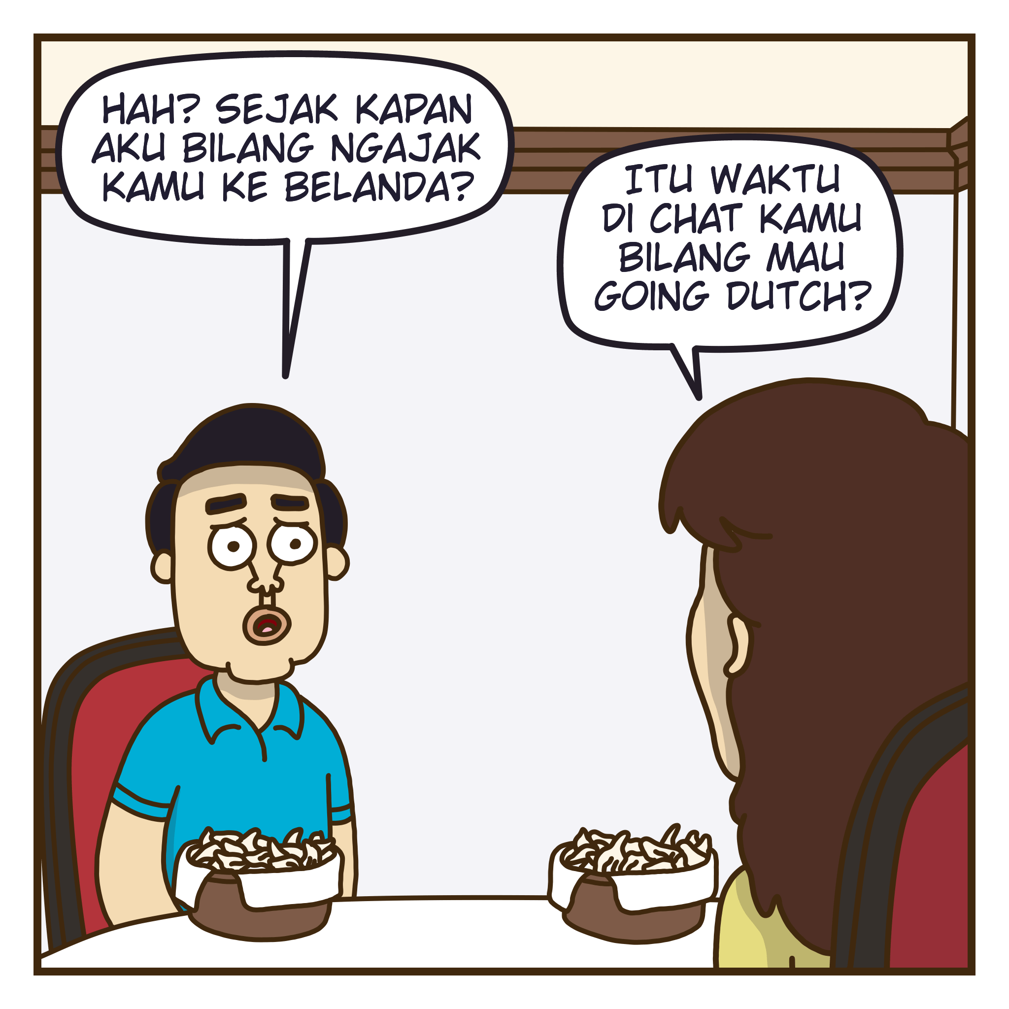 First Date Feat GoPay Indonesia